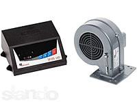 Автоматика, вентиляторы, дымососы и др. для твердотопливных котлов