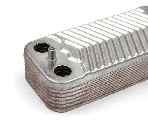 теплообменник гвс 14 пластин Immergas Mini 24 Kw Special Mini 24 Kw Victrix 24 Kw аналог 1 022220
