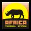 Обогреватель (панель) стеклокерамический Africa А510 бежевый, 500 Вт 0