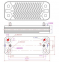 Теплообменник ГВС (12 пластин) Ariston Clas, Genus, BS (аналог Zilmet 17B1901244) 1