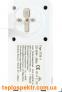 Розетка с недельным таймером Feron TM23 (с функцией RANDOM - имитация присутствия) в защитном корпусе 1