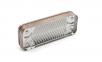 Теплообменник ГВС вторичный 12 пластин Ferroli Divatech F24B, Fertech F24B (аналог 902610480) 1