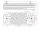 Теплообменник ГВС (14 пластин) Immergas Mini 24 kW, Special Mini 24 kW, Victrix 24 kW (аналог 1.022220) 0