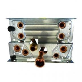 Планка гидравлическая (крепежная планка гидроузла) Vaillant ТЕС 0020020014 (аналог 178965)