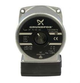 Двигатель насоса Grundfos UP 15-60 A0 105 Вт Saunier Duval Themaclassic 30 кВт S1005500