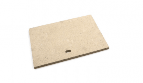 Изоляция (прокладка) асбестовая передняя Fondital 6ISOLFRO01