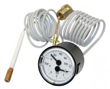 Термоманометр TG Protherm Скат v11 0020027625