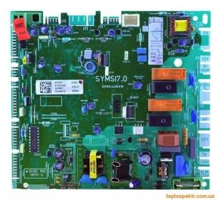 Плата управления Protherm Леопард v17 0020043697 (заменена на S1047000)