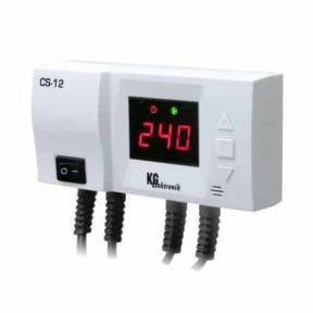 Терморегулятор KG Elektronik CS-12 (для ГВС)
