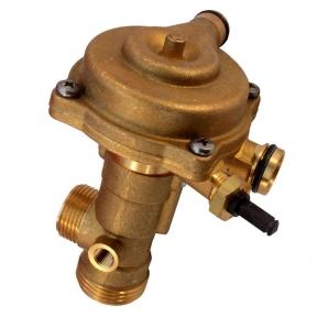 Клапан трехходовой Nobel 2-24 SE, арт. 52579