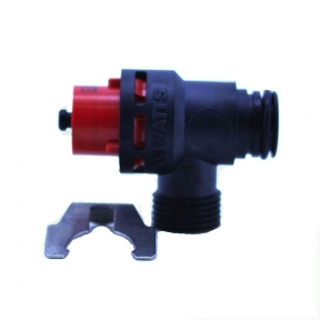 Клапан предохранительный 3 бара Ferroli Domicompact, DomIproject, Domina  39818270, 39404720, 39820210