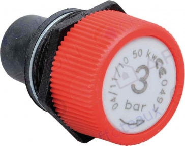 Клапан предохранительный 3 бар Chaffoteaux Elexia Comfort 61301927