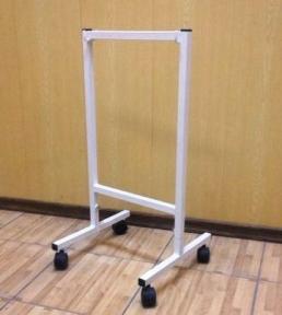 Подставка мобильная (на роликах) для обогревателей Venecia 60 Х 60 см