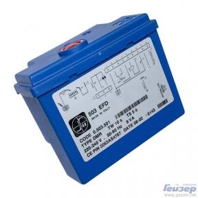 Блок розжига и контроля памени SIT 503 EFD Ariston UNOBLOC 997354