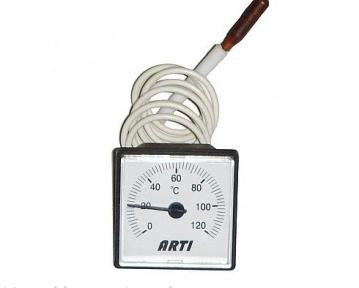 Термометр Protherm 45х45  KTV10,11 KLO10-15 Тигр v12          0020025279