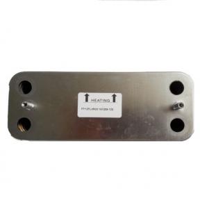 Теплообменник ГВС 10 пластин D003202285 Protherm Lynx 0020119605