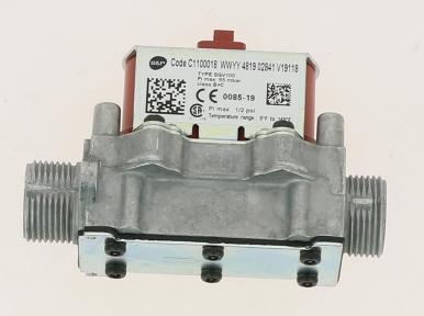 Клапан газовый SGV100 C110001Ariston Genus One, Genus One System, Alteas One Net  65116557