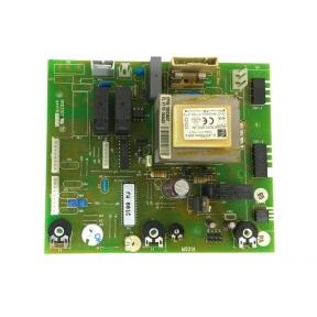 Плата управления Beretta Smart 24 / 28 кВт, Ciao N (три ручки и одна лампочка) R10023537