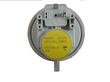 Реле давления воздуха (прессостат) 40/25 Pa Protherm Lynx D003202405, 0020118741