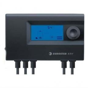 Контроллер  Euroster 11W (для ЦО, вентилятора)