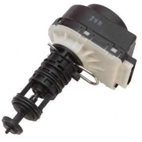 Трехходовой клапан в сборе с сервоприводом (ремкомплект трехходового клапана) Ariston Clas, BS, BS II, Genus, Matis 65104314, 60001583