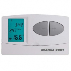 Терморегулятор Avansa 2007 программируемый