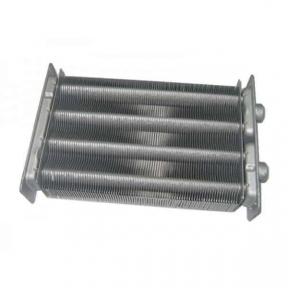 Теплообменник монотермический Beretta City дымоход / турбо (для старой модели с тремя ручками до 2010 г.),  Mynute 24 R10029880, 20053721, 20005142, 10030323