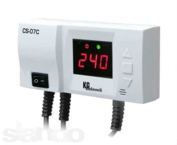 Терморегулятор KG Elektronik CS-07C (для теплых полов)