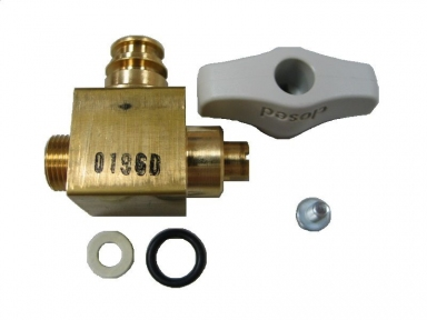 Кран подпитки Vaillant TEC-PRO-mini R1 0020018065 (аналог 0020038130)