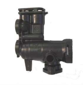 Корпус трехходового клапана Immergas Mini 24 3 E, Victrix,     1.028548