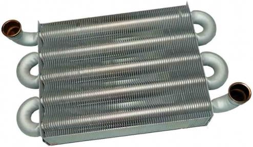 Теплообменник монотермический первичный Ariston 24 FF (c 2008 года выпуска) 65106297