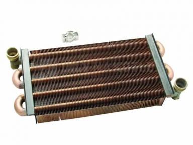 Теплообменник монотермический Vaillant (89 пластин) 064713