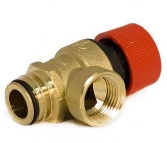 Клапан предохранительный 3 бара Immergas 1.016135, 1.011126, 6VALSIBA07