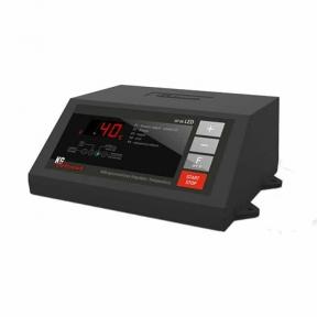 Блок управления KG Elektronik SP-05 NEW LED (для ЦО  и вентилятора)