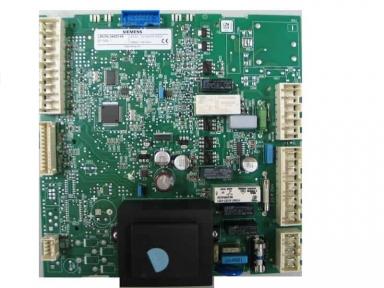Плата управления LMU-54 Siemens Baxi Luna HT 35 - 100 кВт конденсационный 5680190