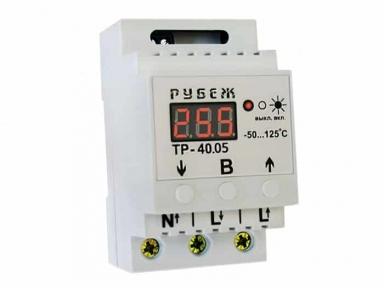 Терморегулятор РУБЕЖ ТР-40.05