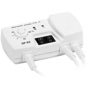 Терморегулятор KG Elektronik SP-03 (для ЦО)