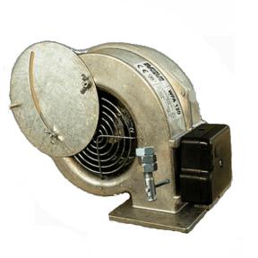 Вентилятор WPA-120 центробежный с боковой заслонкой (чистый воздух) с двигателем ebmpapst (Германия)