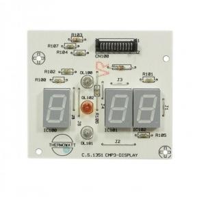 Плата дисплея Ariston Microgenus Plus  65100709