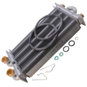 Теплообменник битермический Beretta Ciao, Smart 28 кВт R10023661, R10023946