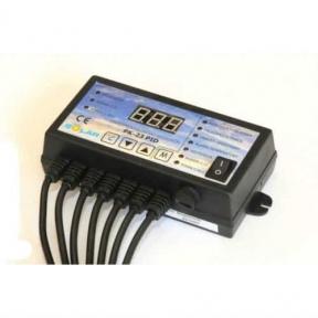 Контроллер  NOWOSOLAR PK-23 PID (для ЦО, ГВС, вентилятора)