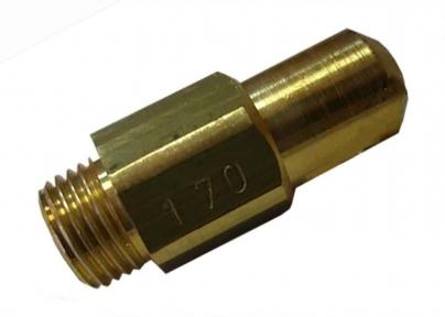 Форсунка Protherm РВ 1,7мм KLO KLZ (сжиженный газ)   0020027525