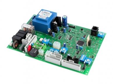 Плата управления Ariston Microgenus, Microgenus Plus 65101732 (аналог 954311, 995408, 995977, 996163, 998946, 998947, 65100708, 65100871)