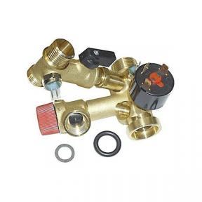Гидроузел (с краном подпитки) Ferroli Domicompact (old) 39812130, 38425880