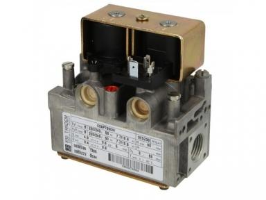 Клапан газовый SIT 830 TANDEM 0.830.036 Ariston UNOBLOC G 24/31/38/45 арт. 997343