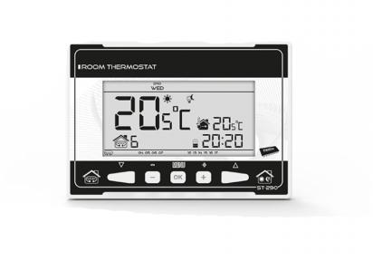 Терморегулятор TECH ST-290 v3 (недельный программатор)