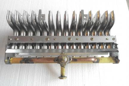 Горелка с форсунками на 14 рассекателей   AGTC-01A
