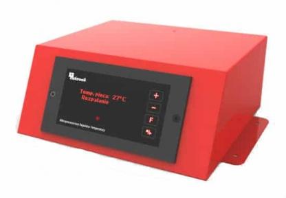 Блок управления KG Elektronik CS-23 (для ЦО, ГВС, вентилятора, теплого пола, с возможностью подключения комнатного термостата или комнатной панели CS или SP)