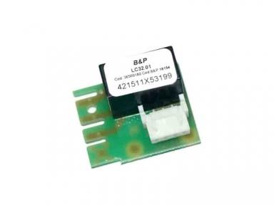 Плата-реле LC32.01 для платы управления ABM01 (39841332) Ferroli 39843330