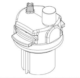 Клапан воздушный Hermann Habitat 21002950